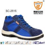 Высокая работа отрезока Boots сделанные ботинки безопасности в Гуанчжоу Китае
