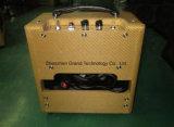 усилитель связанный проволокой рукой пробки 5f2 гитары комбинированный, 5W (G-5)