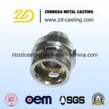 OEMはCNCの機械化を用いる弁の機械装置部品を造った