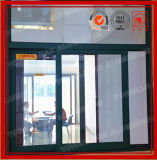 Alluminio/alluminio Windows scorrevole in As2047 standard