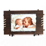 Paisagismo Slate Rock Blank Wooden Frame Sublimation You Rock Pictures