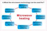 Equipo la termal de la microonda de la atmósfera del horno microondas