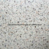 환경 친절한 비 미끄러짐 돌 패턴 PVC 지면