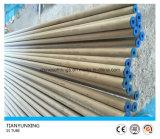 Aislante de tubo capilar inconsútil del acero inoxidable de ASTM A269 Ss316