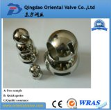 Bola caliente de la válvula del acero inoxidable de Seel con la esfera de la alta calidad (BOLA PORTADA COMPLETA)