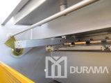 Het scheren, de Scherende Machine van de Guillotine, plateert Scherpe Machine, de Snijder van het Metaal, Roestvrije Scherpe Machine met Estun E21s