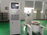 Máquina de teste de alta freqüência da vibração da linha central de Xyz da eletrodinâmica do verificador da vibração