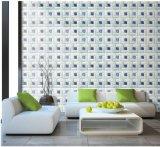 Mosaico de mármol mezclado cristalino del material de construcción para el azulejo de la pared (FYSL111)