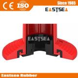 PU plastique Ultra Durable Assembler Route Bollard flexible