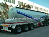セメントのためのバルクセメントのタンカーのトレーラー