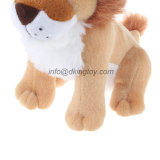 Cadeau promotionnel Peluche Animal Sitting Lion Peluche pelucheux pelucheux