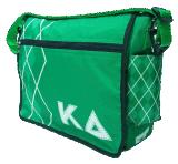El bolso caliente del mensajero del diseño con el sostenedor de botella vende al por mayor el bolso del mensajero