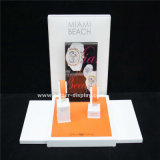 Présentoir acrylique de guichet de montre Btr-F1003