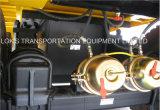 Remorque à semi-remorque de 40 pieds et 2 essieux