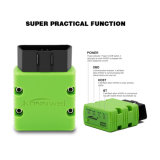 Цвет Konnwei Kw902 Bluetooth разрешения OBD профессиональный зеленый