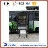 [س] كهربائيّة & هيدروليّة كرسيّ ذو عجلات مصعد لأنّ حافلة منصّة ([ول-وفل-700])