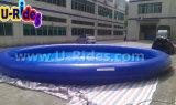 Высота в плавательном бассеине 1.5m круглом раздувном