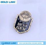 Hot Custom Badge Metal Pin School Emblème de l'armée Lapel Pin