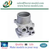 Aluminium-maschinell bearbeitenteile, die Gussaluminium-Teile maschinell bearbeiten