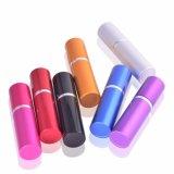frascos de perfume baratos de alumínio do atomizador pequeno colorido do pulverizador do curso 10ml