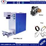 Preço da máquina da marcação do laser da fibra do tipo 20W do CKD