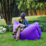 膨脹可能な屋外のSleepingbagの携帯用不精な空気ソファー