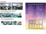 Приспособление предохранения от молнии пульсации сети одиночного канала RJ45 100Mbps