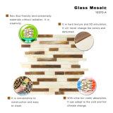 Ultra-Low Wasser-Absorptions-Mosaik gibt Wand-Glasfliese für Küche an