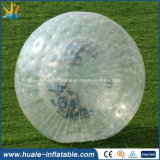 Шарик материала PVC/TPU раздувной Zorb хорошего качества сильный для сбывания