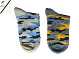 Fünf Socken der Farben-Männer Baumwoll(RY-SC1661)