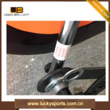 Bicicleta do ar com a bicicleta elíptica interna da bicicleta de exercício do pulso da mão