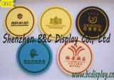 Coaster del hotel, práctico de costa de la taza, práctico de costa de la cerveza con el logotipo y las ilustraciones de la impresión 4c con SGS (B & C-G110)