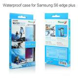 Nuevo estuche impermeable para Samsung S6 Edge Plus