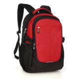 O saco da trouxa para o portátil, trouxa do computador, caminhando, escola, ostenta a trouxa