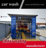 Machine à laver automatique de véhicule avec le système de mousse et de cire