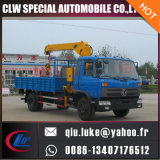5-10 판매를 위한 기중기 경쟁가격을%s 가진 Mt Dongfeng 상표 트럭