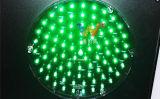 Подгонянный свет лампы островка безопасност промышленного парка 200mm красный зеленый