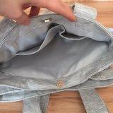 O Tc fêz malha o saco macio do punho do Tote das senhoras da forma da tela