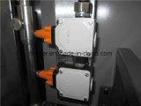 Máquina de dobra hidráulica da placa Wc67y-160X6000 de aço