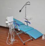 싼 치과 의자를 접히는 치과 질 전기 Portable