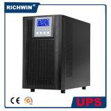 10kVA, 15kVA, UPS em linha trifásico puro de alta freqüência da onda de seno 20kVA