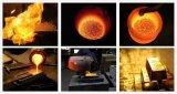 1-12 machine argentée de fusion des métaux d'en cuivre d'or de kilogramme, four de chauffage par induction pour la fonte de bijou