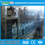 Beenden Füllmaschine-Zeile des Wasser-5 Gallone/18.9L