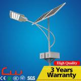indicatore luminoso di via solare della lampada 120W alto LED 9m