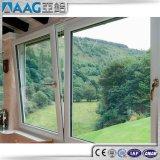 Aluminiumneigung-und Drehung-geöffnetes inneres Fenster