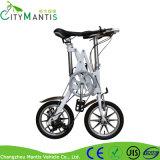 鋼鉄折るフレームが付いている合金の折るバイク