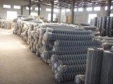 Rete fissa rivestita di collegamento Chain del PVC di qualità superiore con il prezzo più basso