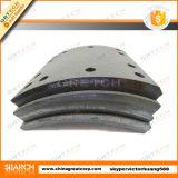 Qualitäts-LKW-Bremssystem-Bremsbelag