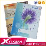 Caderno feito sob encomenda do papel do livro de exercício do estudante da fonte dos artigos de papelaria da escola de China