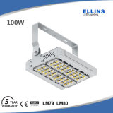 高い発電屋外LEDの屋外のフラッドライトの洪水の照明設備100W